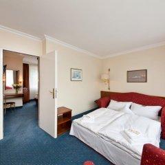 Novum Hotel Ravenna Berlin Steglitz 3* Стандартный номер с различными типами кроватей фото 4