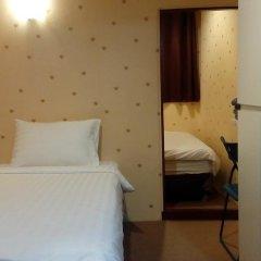 Decor Do Hostel Стандартный семейный номер с различными типами кроватей фото 3