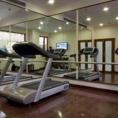 Hotel Jivitesh фитнесс-зал