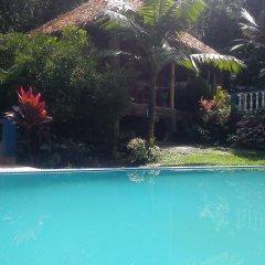 Hotel Cabanas Paradise бассейн
