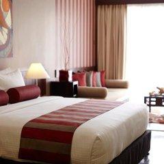 Отель Turyaa Kalutara 4* Улучшенный номер с различными типами кроватей фото 5