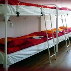 Хостел Online Кровать в общем номере с двухъярусной кроватью фото 2
