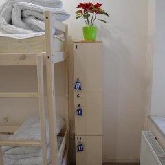 Гостиница Antihostel Forrest Кровать в общем номере двухъярусные кровати фото 12