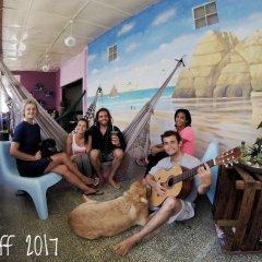 S. Jose Algarve Hostel бассейн