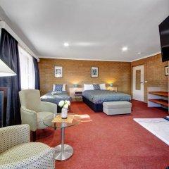 Отель Bendigo Central Deborah 3* Люкс повышенной комфортности с 2 отдельными кроватями