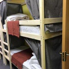 Хостел Медовый Кровать в мужском общем номере с двухъярусными кроватями фото 2