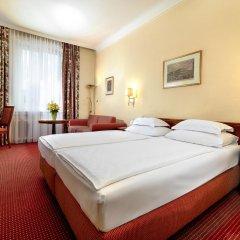 Hotel Erzherzog Rainer 4* Стандартный номер с двуспальной кроватью фото 4