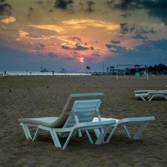 Отель Vonresort Elite пляж фото 2