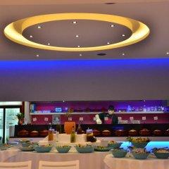 Отель Bali Paradise Hotel Греция, Милопотамос - отзывы, цены и фото номеров - забронировать отель Bali Paradise Hotel онлайн гостиничный бар