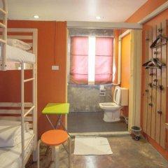Отель Smile Buri House 3* Кровать в общем номере фото 12