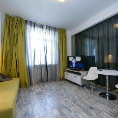 Гостиница Partner Guest House Shevchenko 3* Апартаменты с различными типами кроватей фото 11