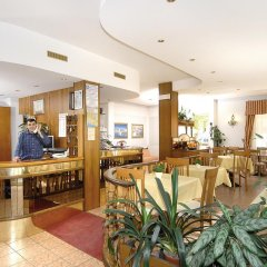 Отель Albergo Savoia Оспедалетти питание фото 2