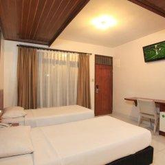 Отель Matahari Bungalow 3* Стандартный номер с различными типами кроватей фото 6