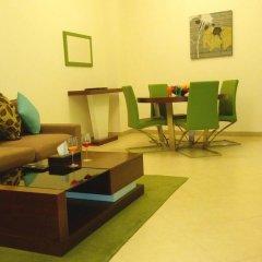 Al Waleed Palace Hotel Apartments-Al Barsha 3* Апартаменты с различными типами кроватей фото 10