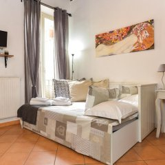 Апартаменты Trastevere Roomy Apartment комната для гостей фото 2