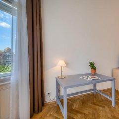 Апартаменты Apartments 39 Wenceslas Square Улучшенные апартаменты с различными типами кроватей фото 13