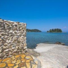 Отель Mouse Island Греция, Корфу - отзывы, цены и фото номеров - забронировать отель Mouse Island онлайн пляж