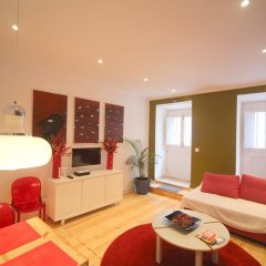 Отель Chiado, Chic & Calm комната для гостей