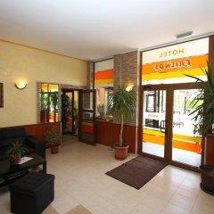 Семейный отель Друзья Солнечный берег интерьер отеля