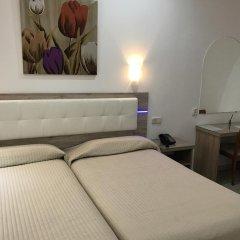 Отель Mexico Испания, Мадрид - отзывы, цены и фото номеров - забронировать отель Mexico онлайн комната для гостей фото 5