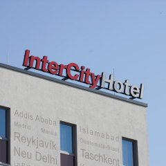 Отель Intercityhotel Berlin-Brandenburg Airport городской автобус