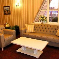 Гостиница Городок Полулюкс с различными типами кроватей фото 12