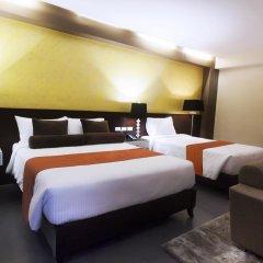 Grace Crown Hotel 3* Семейный люкс с двуспальной кроватью фото 4