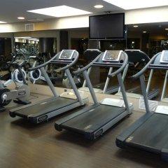 Отель Cumbria Испания, Сьюдад-Реаль - отзывы, цены и фото номеров - забронировать отель Cumbria онлайн фитнесс-зал фото 2
