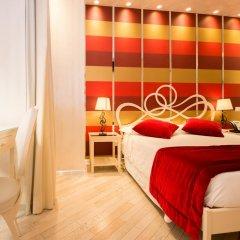 Hotel Caravita 3* Люкс с различными типами кроватей фото 5