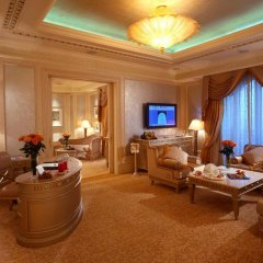 Emirates Palace Hotel 5* Люкс Khaleef deluxe фото 3