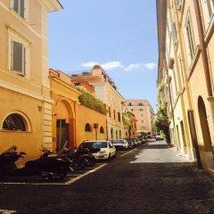 Отель Orange Garden Рим парковка