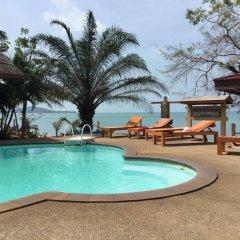 Отель Adarin Beach Resort 3* Улучшенное бунгало с различными типами кроватей