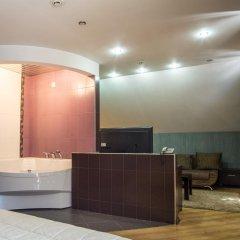 Аибга Отель 3* Студия Делюкс с разными типами кроватей фото 12
