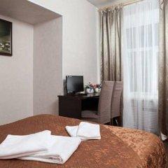 Гостиница Три мушкетёра Номер категории Эконом с различными типами кроватей фото 8