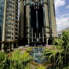 Отель Bourbon Convention Ibirapuera Бразилия, Сан-Паулу - отзывы, цены и фото номеров - забронировать отель Bourbon Convention Ibirapuera онлайн