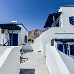 Отель Villa Kostas Греция, Остров Санторини - отзывы, цены и фото номеров - забронировать отель Villa Kostas онлайн вид на фасад фото 2