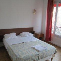 Central Hotel 3* Стандартный номер с двуспальной кроватью (общая ванная комната) фото 4