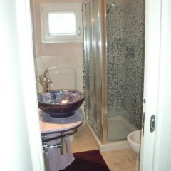 Отель Cà Marcello Resort Италия, Спинеа - отзывы, цены и фото номеров - забронировать отель Cà Marcello Resort онлайн ванная фото 2