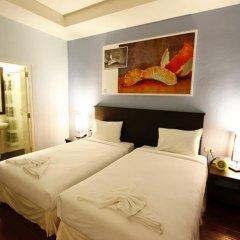 Отель Orange Tree House 2* Стандартный номер с различными типами кроватей фото 11