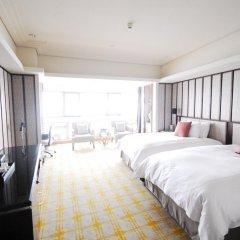 Shan Dong Hotel 4* Улучшенный номер с 2 отдельными кроватями фото 2