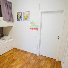 Хостел География Казань Кровать в общем номере двухъярусные кровати фото 29