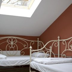 Хостел Gindza Hostel Sretenka Стандартный номер с различными типами кроватей фото 7