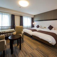 Daiwa Roynet Hotel Oita 3* Стандартный номер с различными типами кроватей фото 8