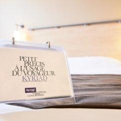 Отель KYRIAD PARIS EST - Bois de Vincennes 3* Стандартный номер с различными типами кроватей фото 3
