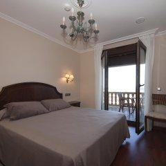 Отель Pensión Residencia A Cruzán - Adults Only 3* Стандартный номер с различными типами кроватей фото 16