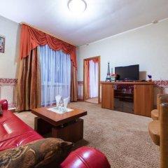 Гостиница Шансон 3* Люкс разные типы кроватей фото 9