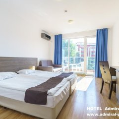 Admiral Plaza Hotel 3* Стандартный номер фото 7