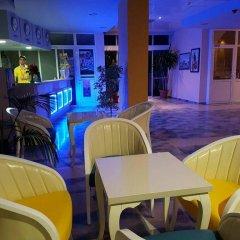 Aphrodite Beach Hotel гостиничный бар