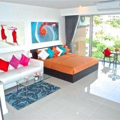 Апартаменты Chic Karon Studio Sea View детские мероприятия