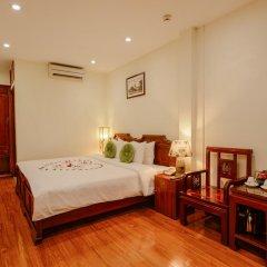 Hanoi Chic Hotel комната для гостей фото 11